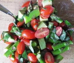 Munns Asparagus-and-Avocado-Salad